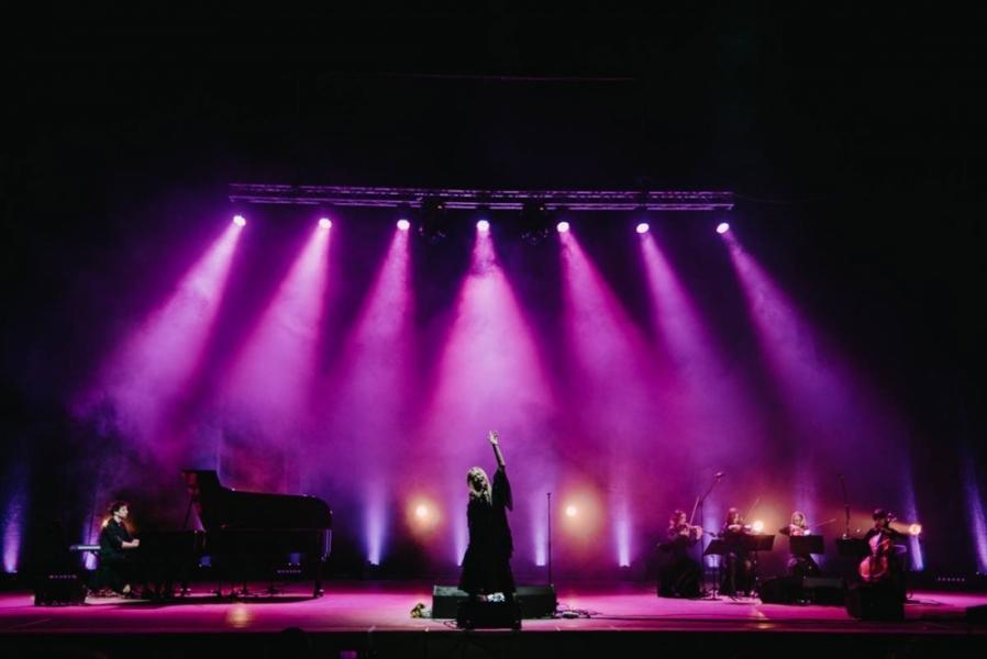Концерт Vivienne Mort & Black Tie в Тернополе