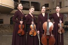 Львовская филармония-струнный квартет