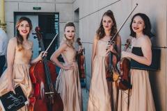 Black Tie strings quartet Классика на крыше миноры