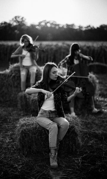 Скрипка. Киев